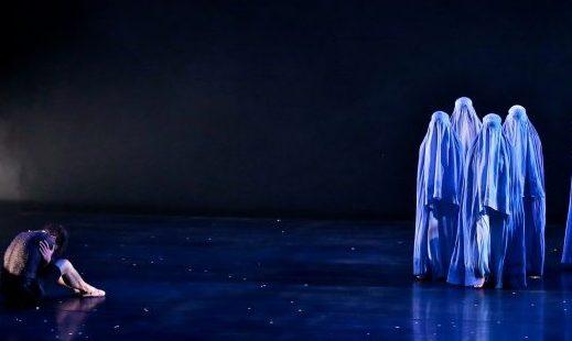 Gregory Hancock Dance Theatre Metamorphosis